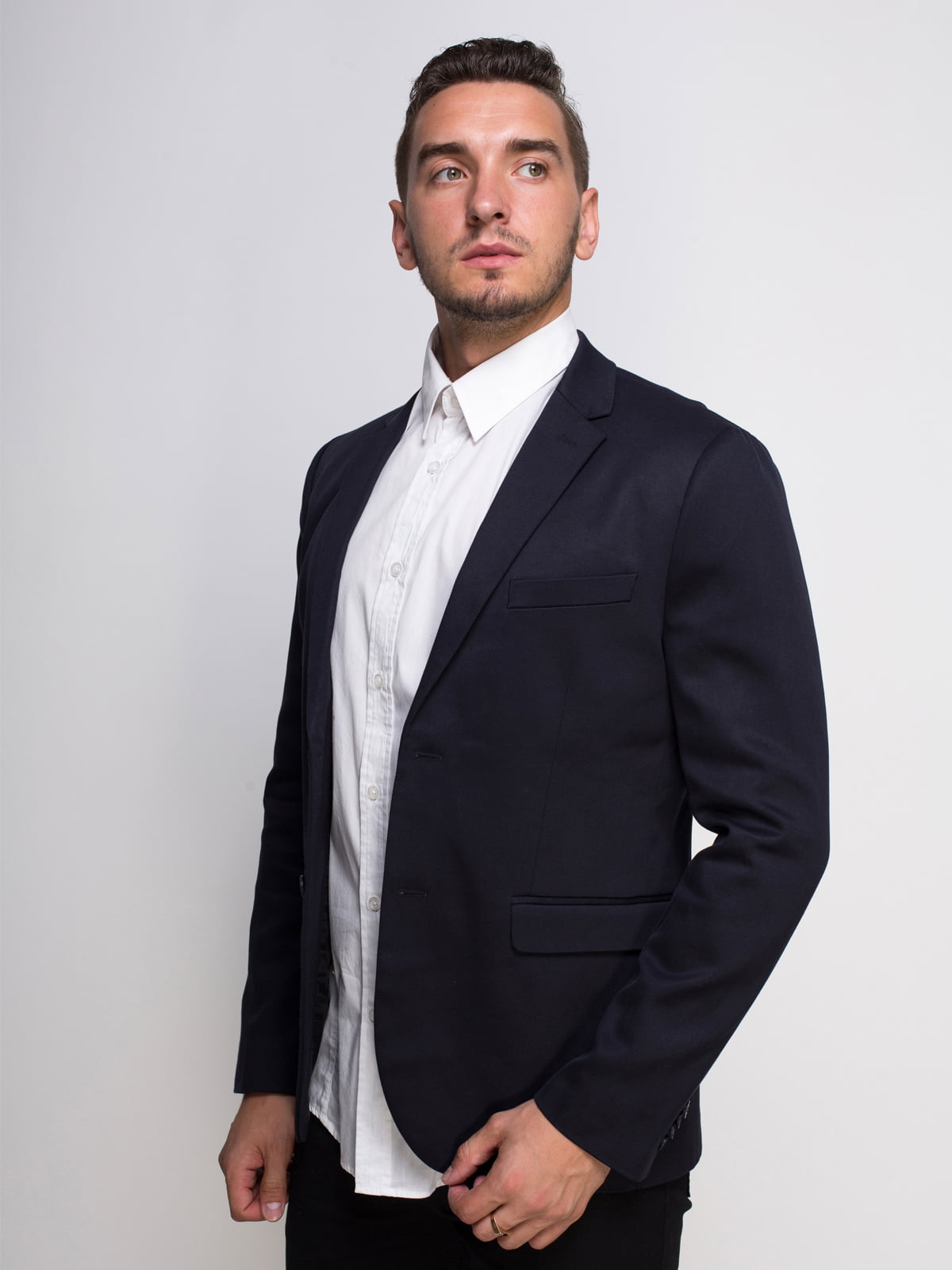 Пиджак темно-синий | 4405716