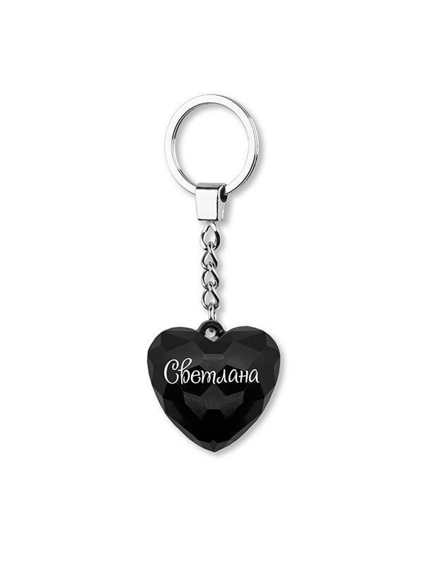 Брелок-серце «Светлана» | 4494637 | фото 2