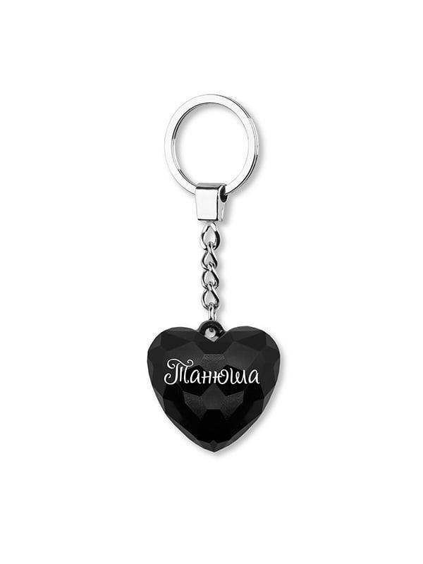 Брелок-серце «Танюша» | 4494640 | фото 2