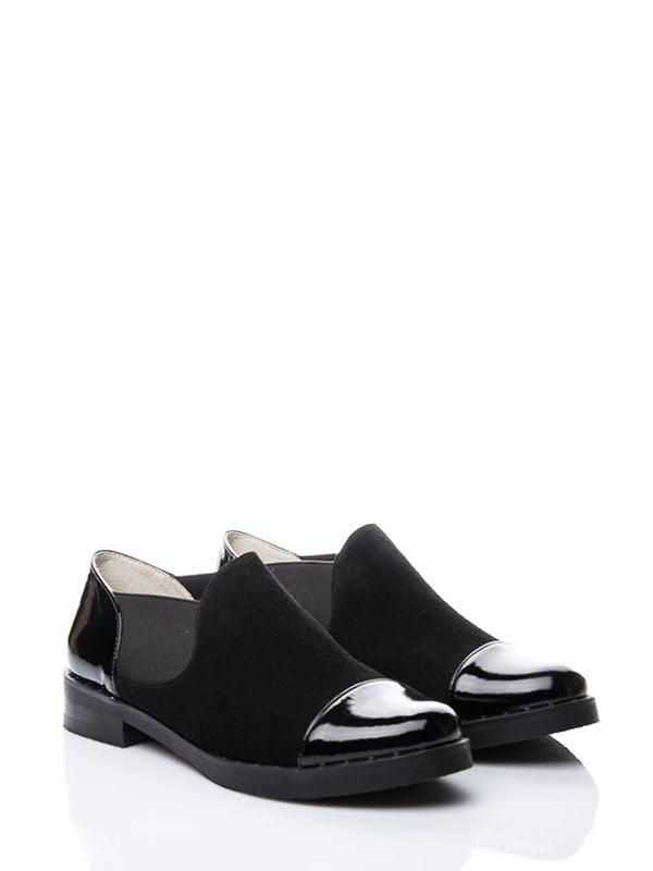 Туфлі чорні | 4000529