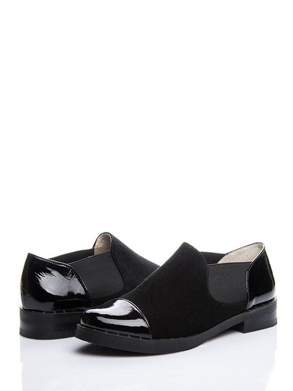 Туфлі чорні | 4000529 | фото 2