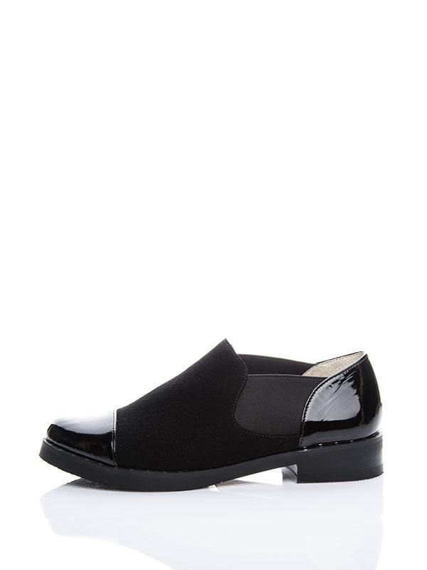 Туфлі чорні | 4000529 | фото 4
