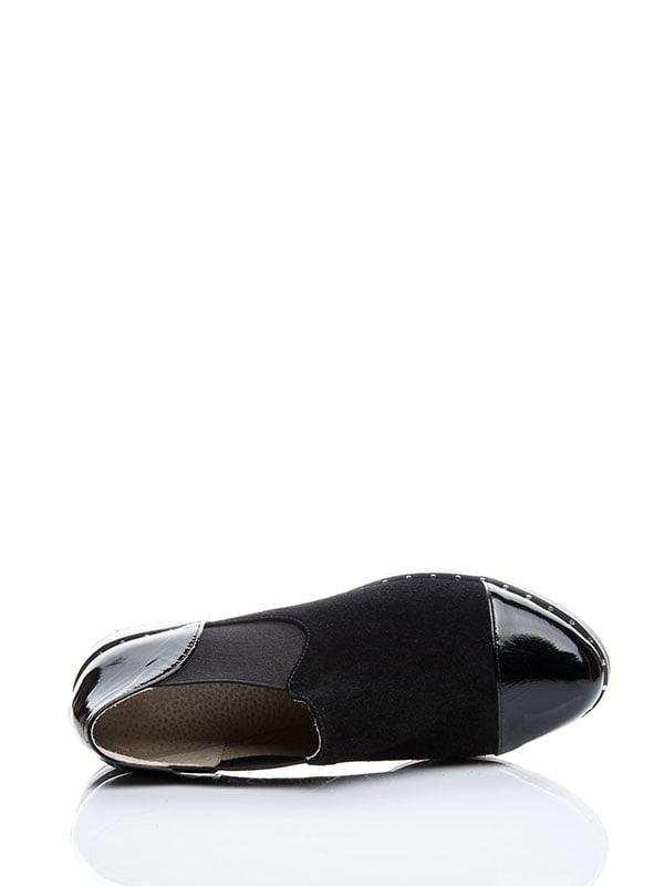 Туфлі чорні | 4000529 | фото 6