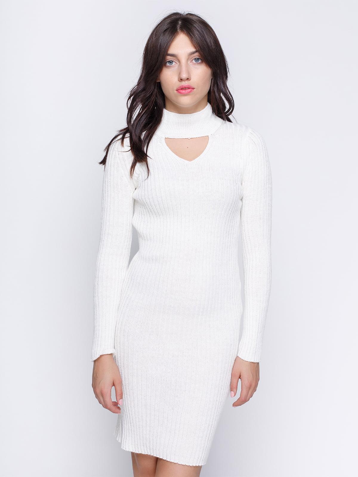 Платье белое | 4480698