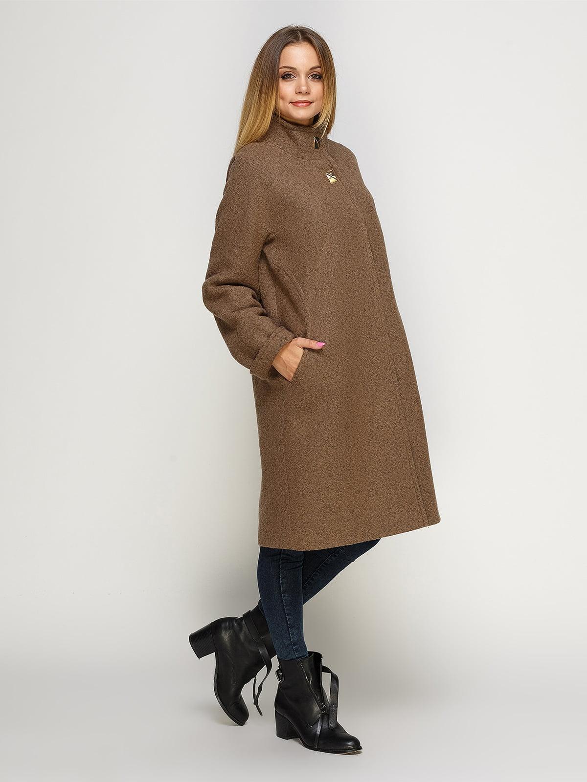 Пальто цвета мокко | 4492598