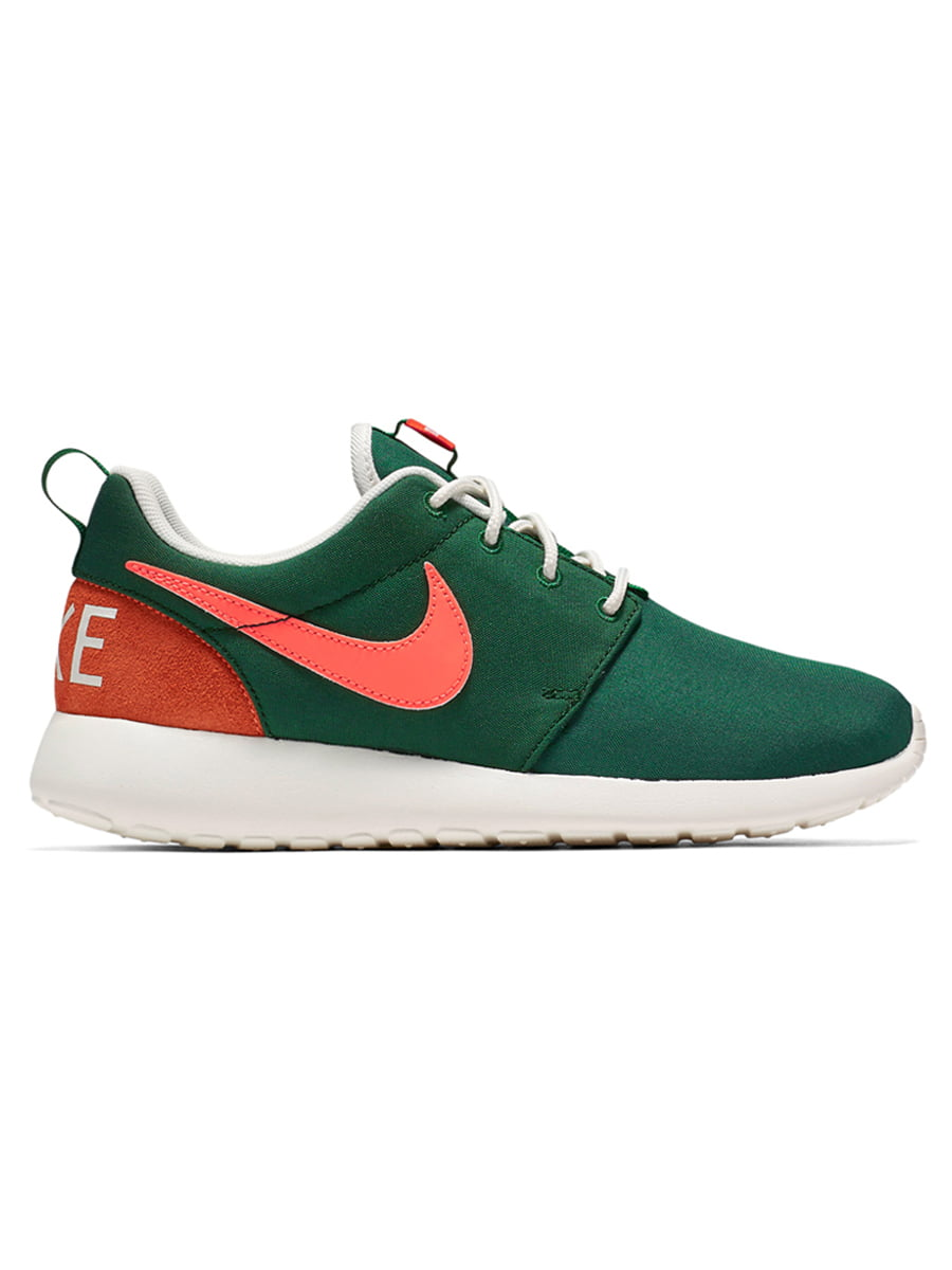 Кросівки темно-зелені WMNS Roshe One Retro | 2750354