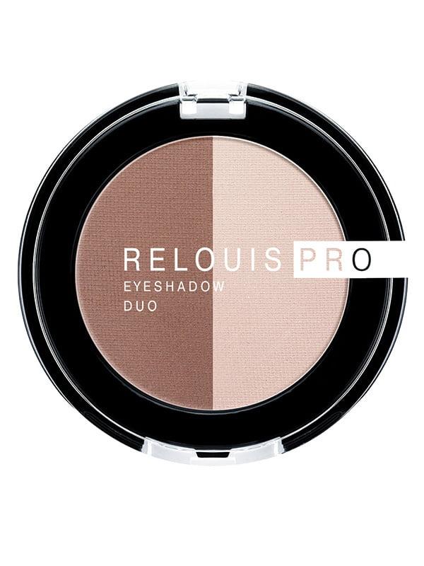 Тіні для повік Pro Eyeshadow Duo — тон 104 | 4505881