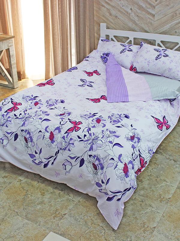 Комплект постільної білизни двоспальний (євро)   4507750