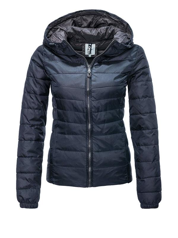 Куртка темно-синяя | 4510939