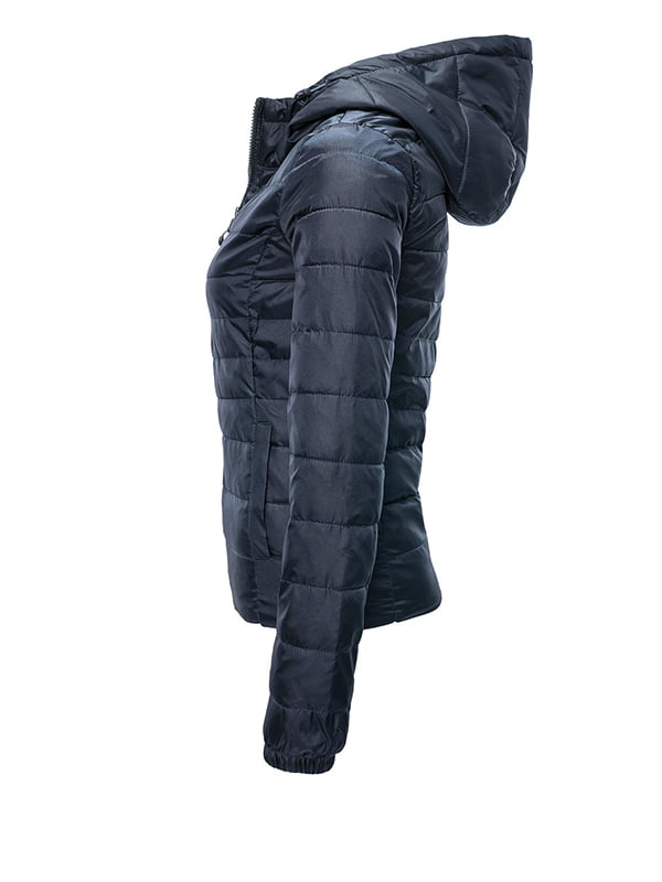 Куртка темно-синяя | 4510939 | фото 2