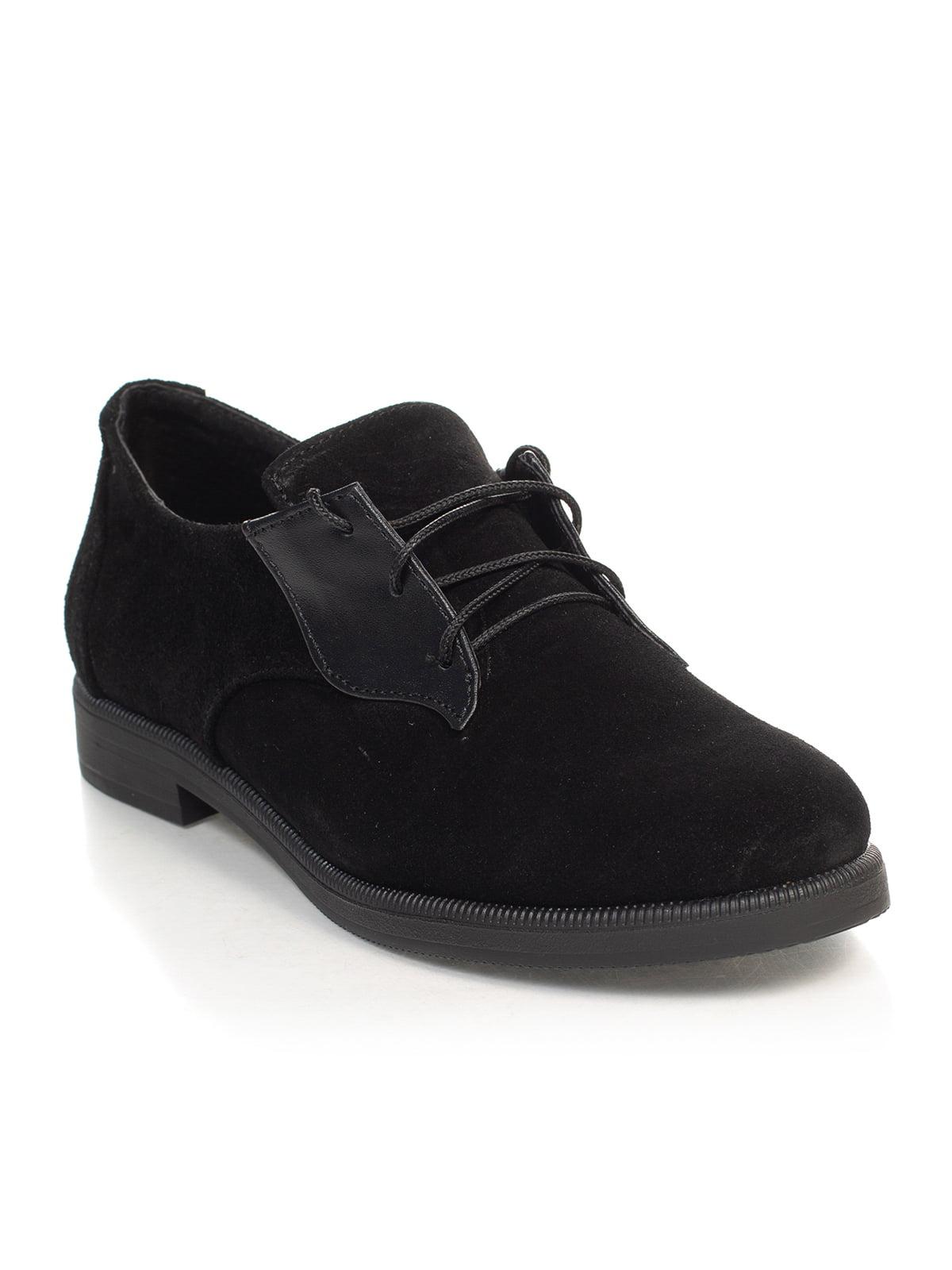 Туфли черные | 4511300