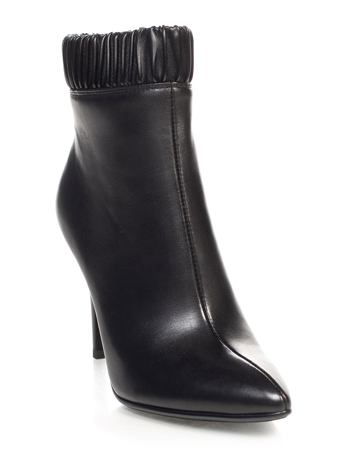 Ботинки черные   4511304