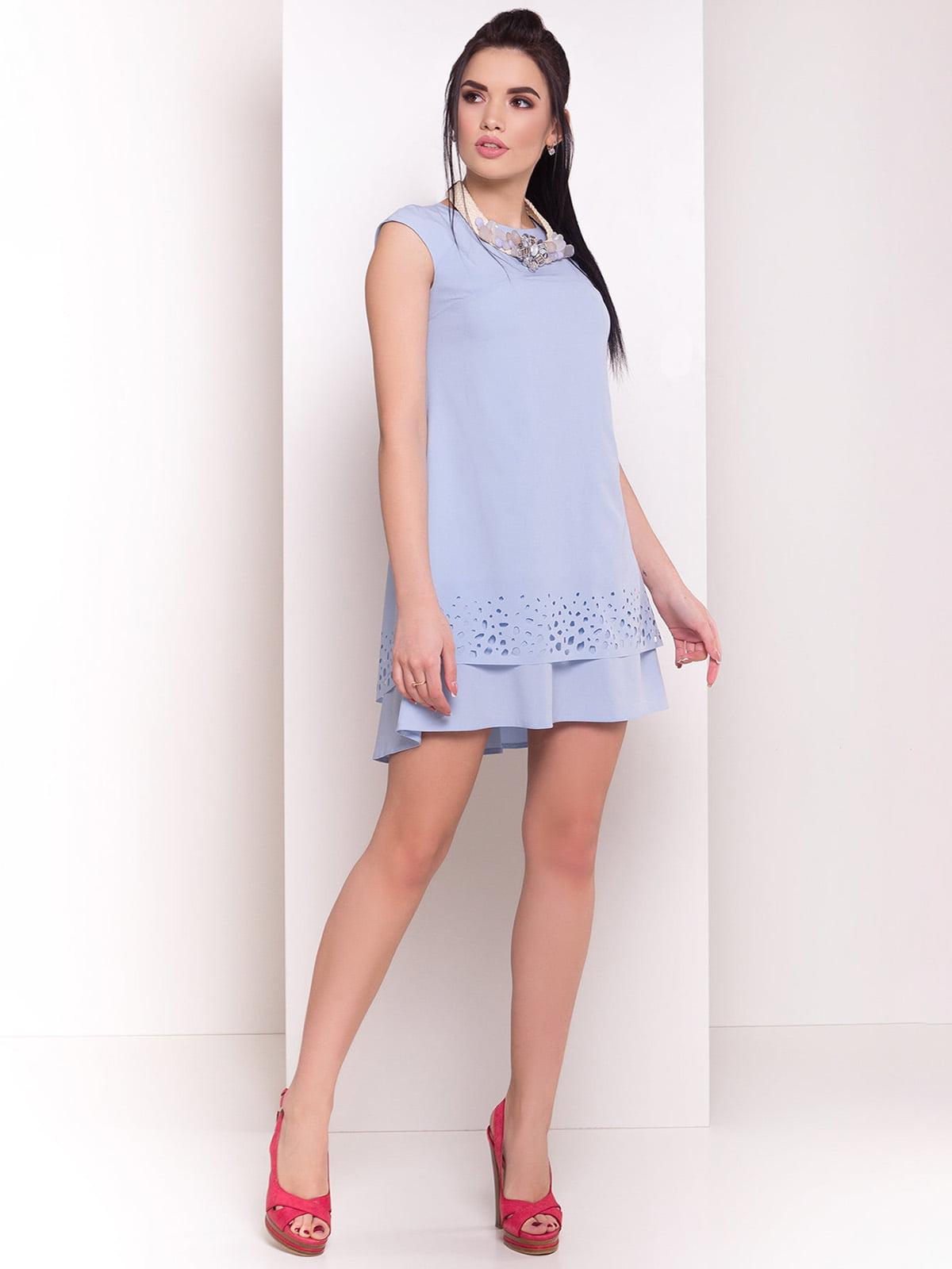 Сукня блакитна | 4246800