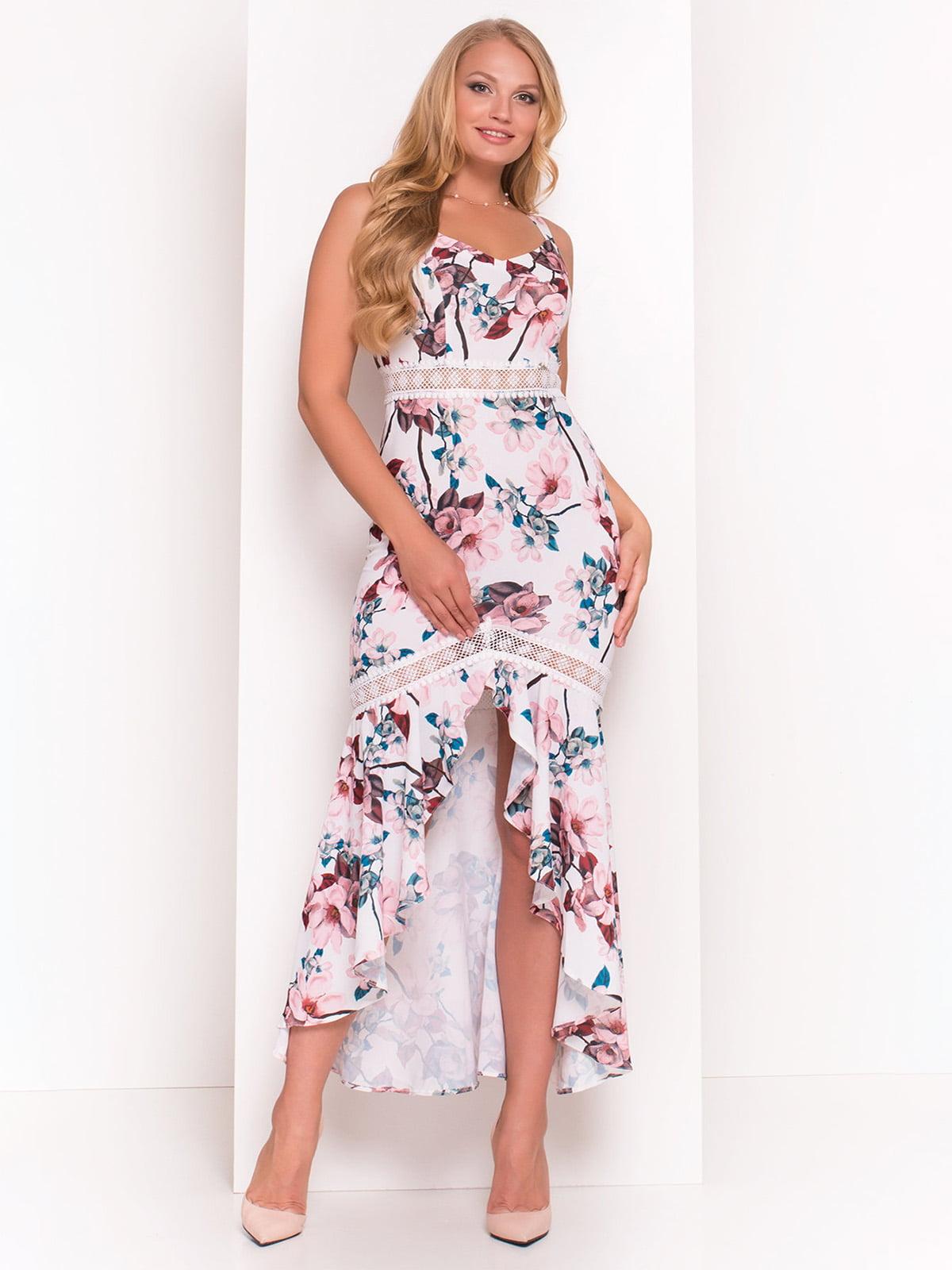 Сукня в квітковий принт | 4334385