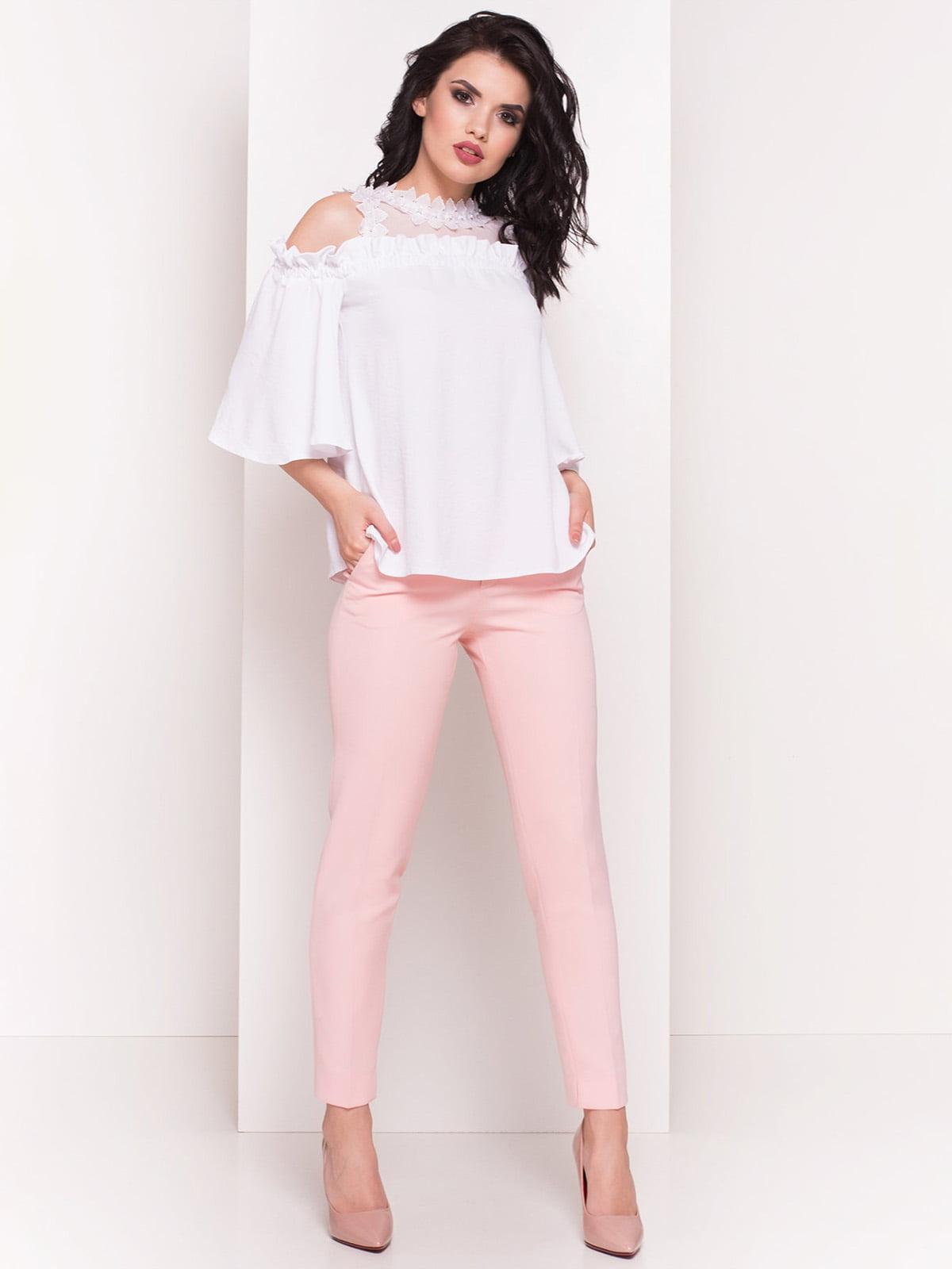 Блуза біла   4384338