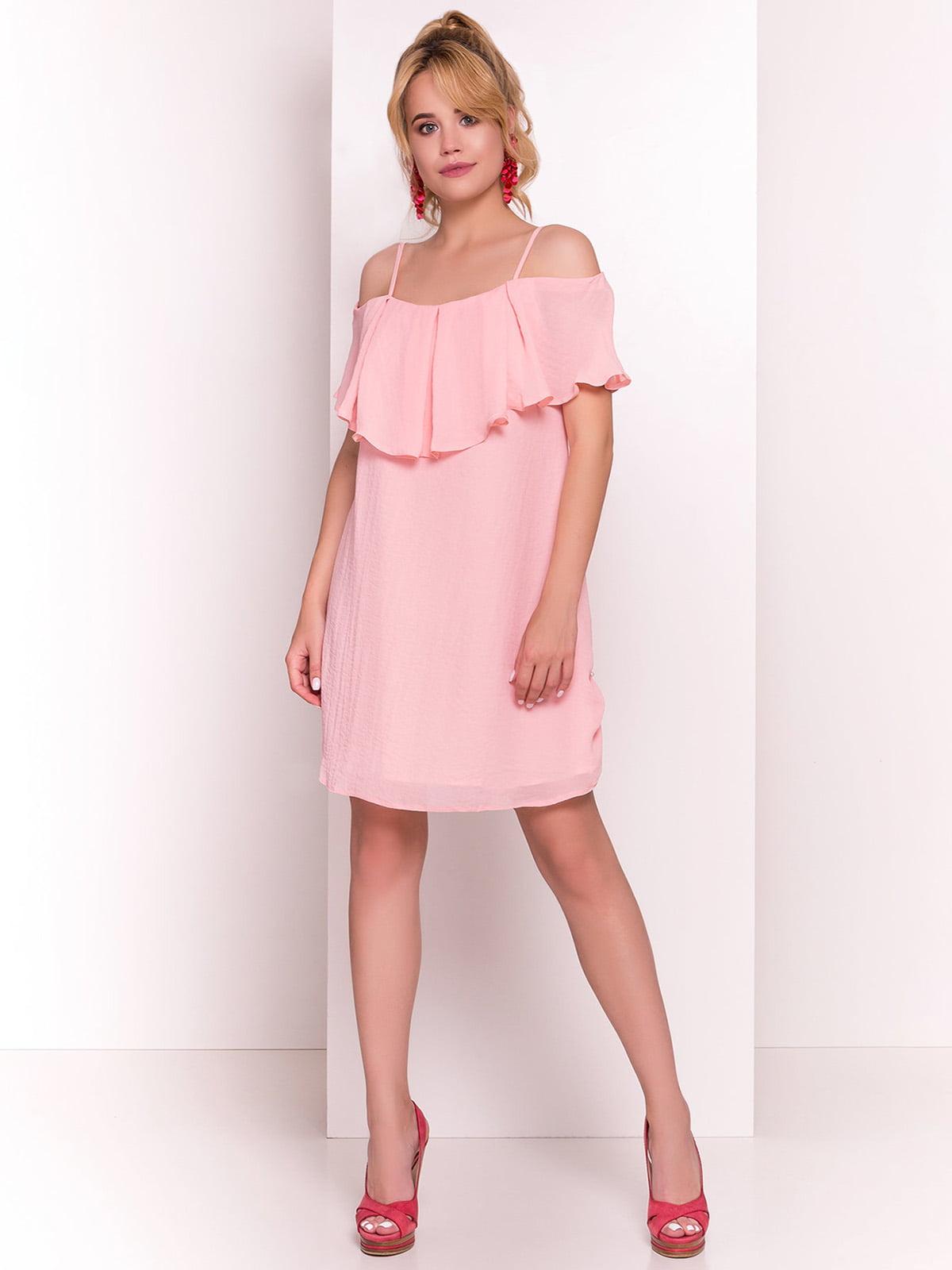 Сукня рожева | 4384380