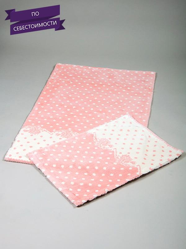 Набор ковриков для ванной (2 шт.) | 4102885