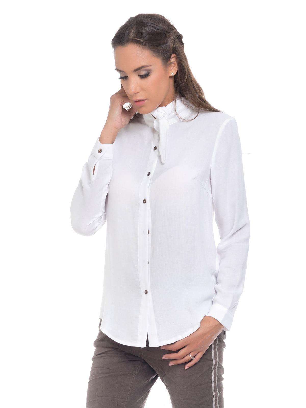 Блуза біла | 4525881