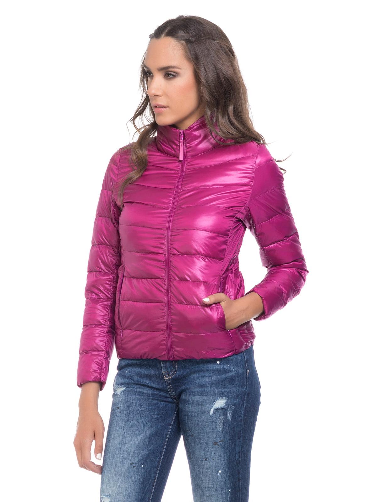 Куртка цвета фуксии | 4525917