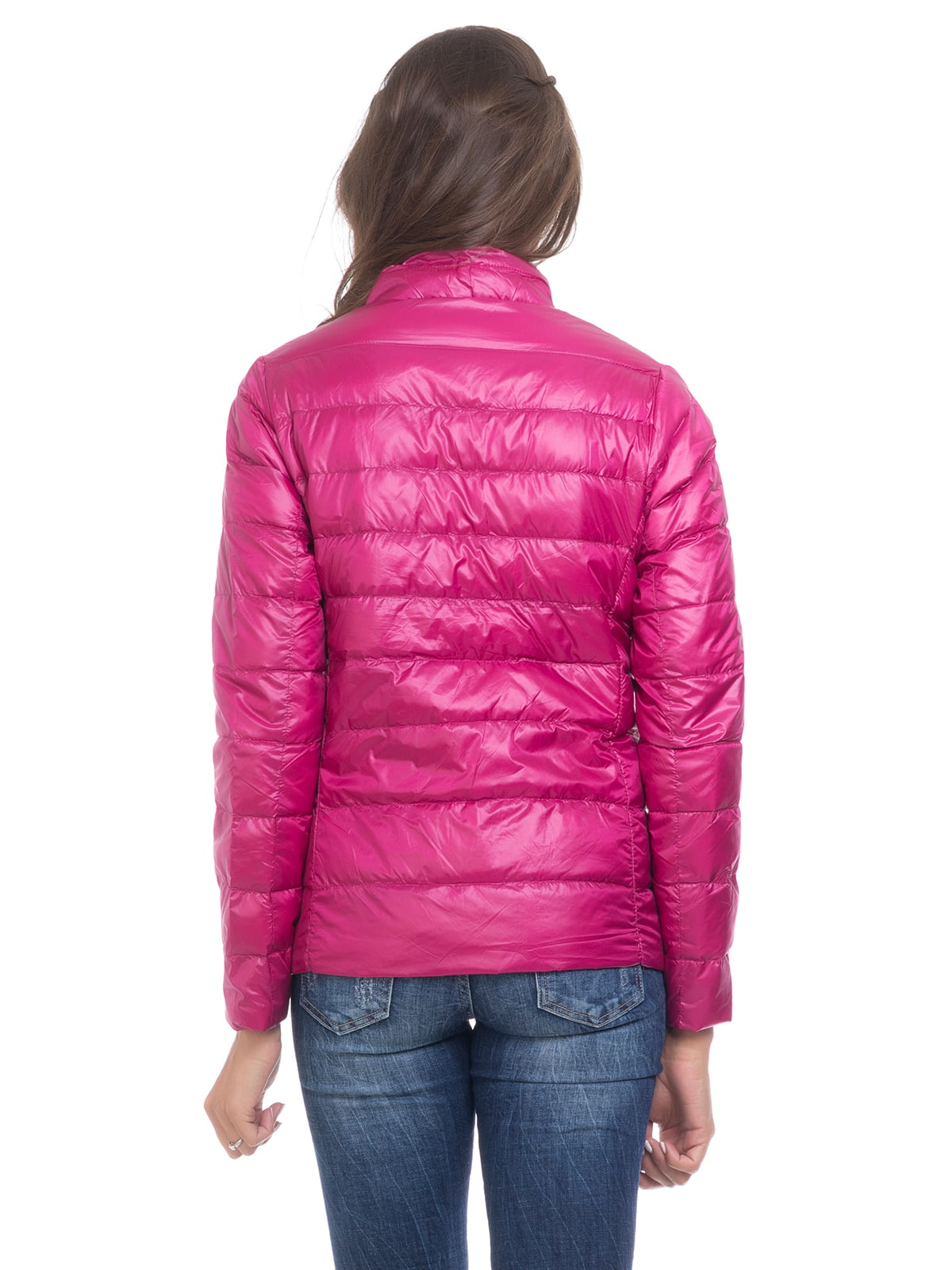 Куртка цвета фуксии | 4525917 | фото 2