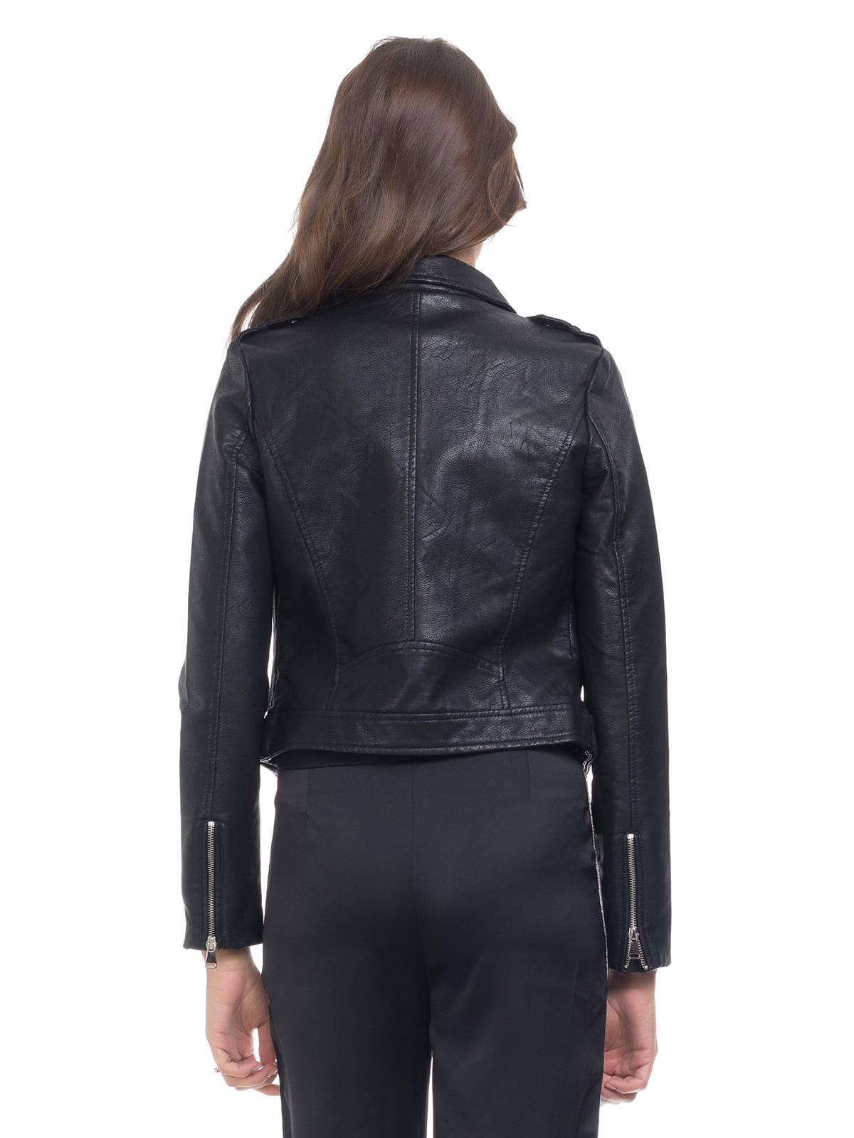 Куртка черная | 4525971 | фото 2