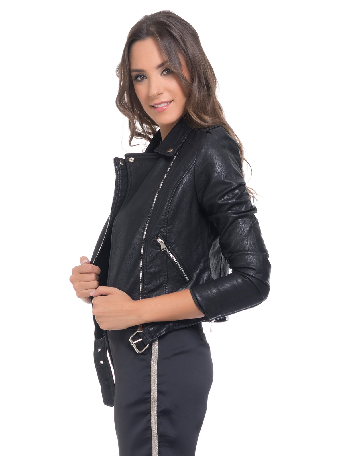 Куртка черная | 4525971 | фото 4