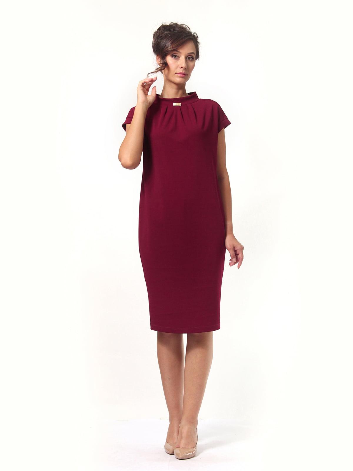 Сукня бордова   4527606