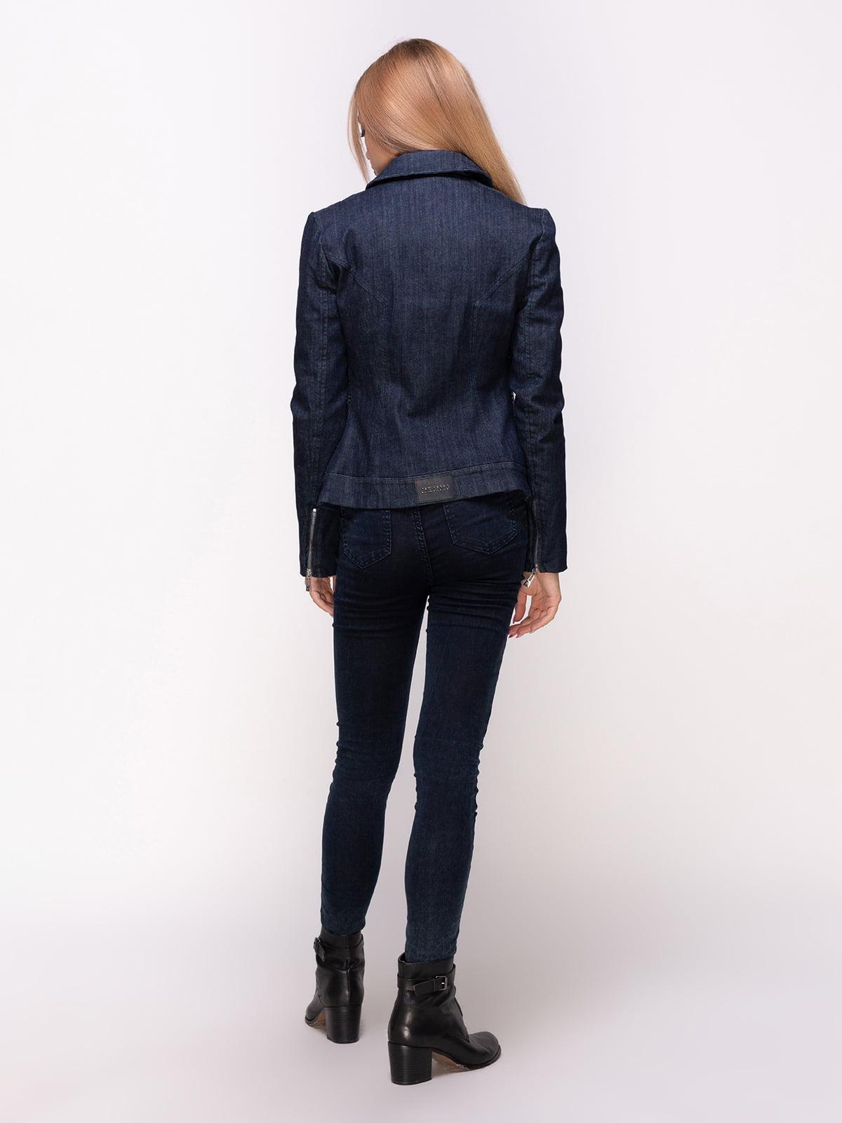 Куртка синя | 4527108 | фото 3