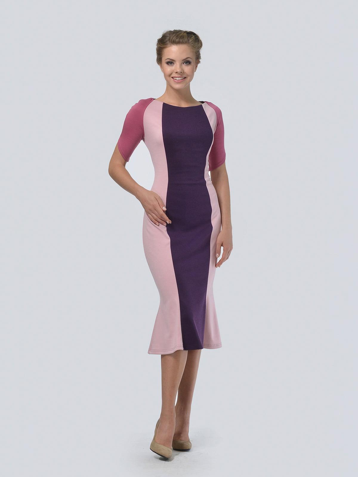Платье трехцветное | 4529287