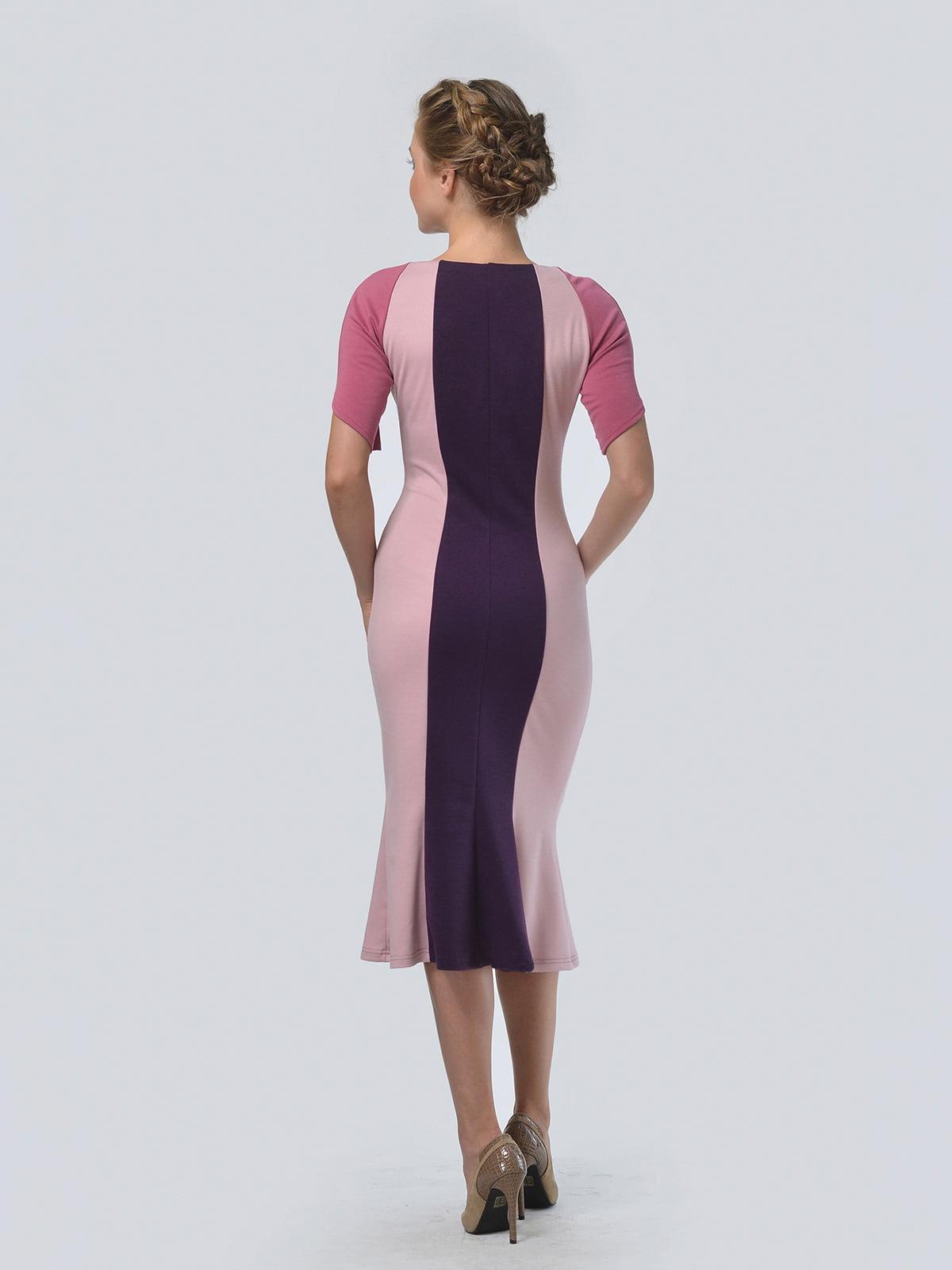 Платье трехцветное | 4529287 | фото 3