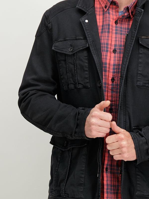 Куртка черная | 4533198 | фото 3