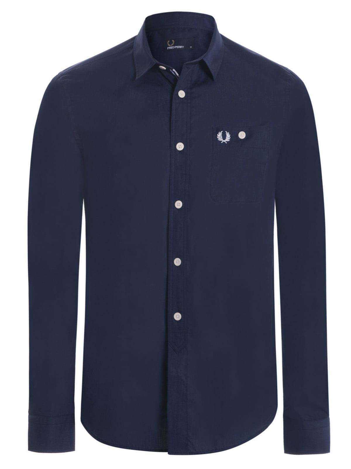 Рубашка синяя | 4532612