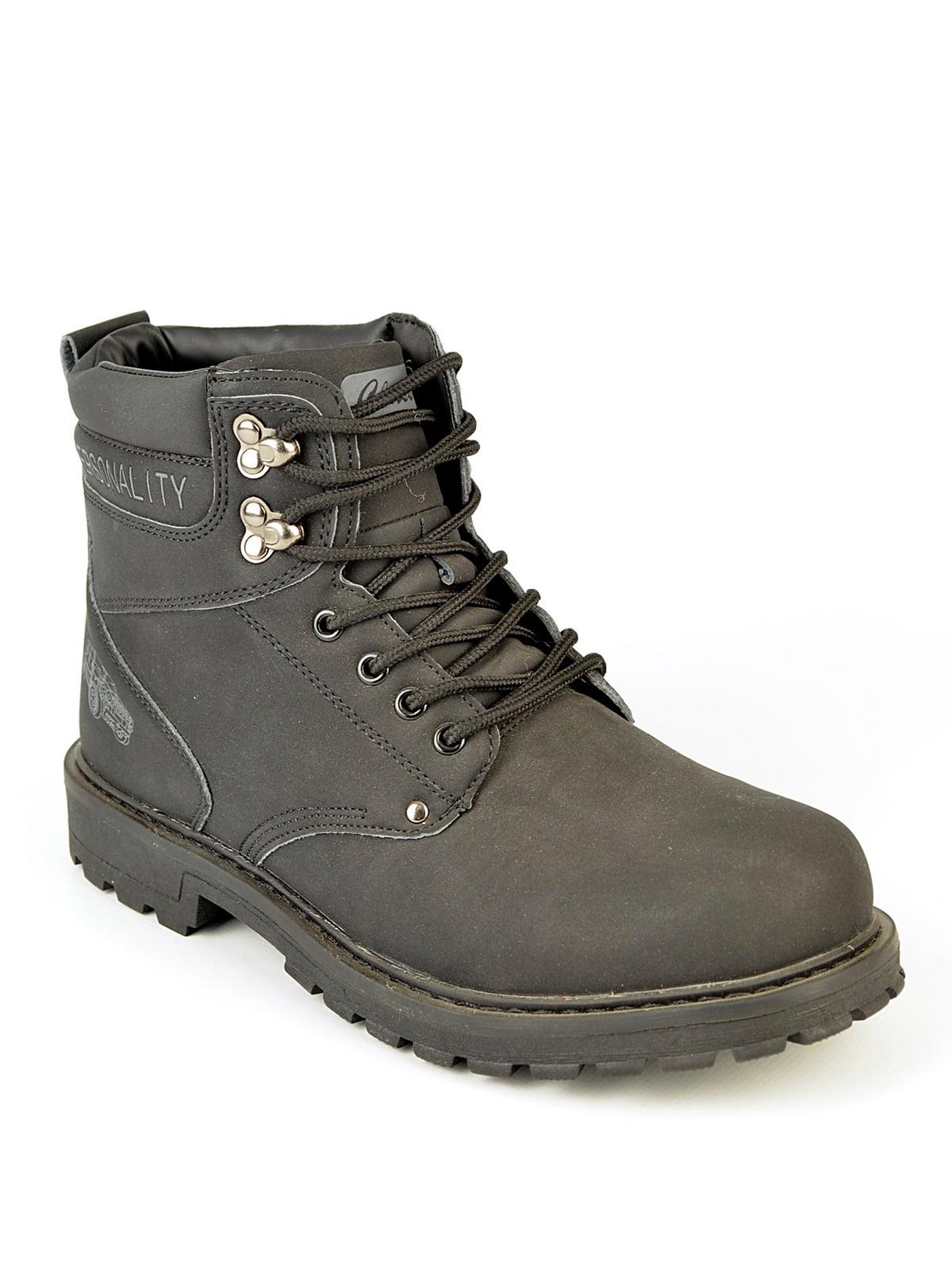 Ботинки черные | 4532914 | фото 2
