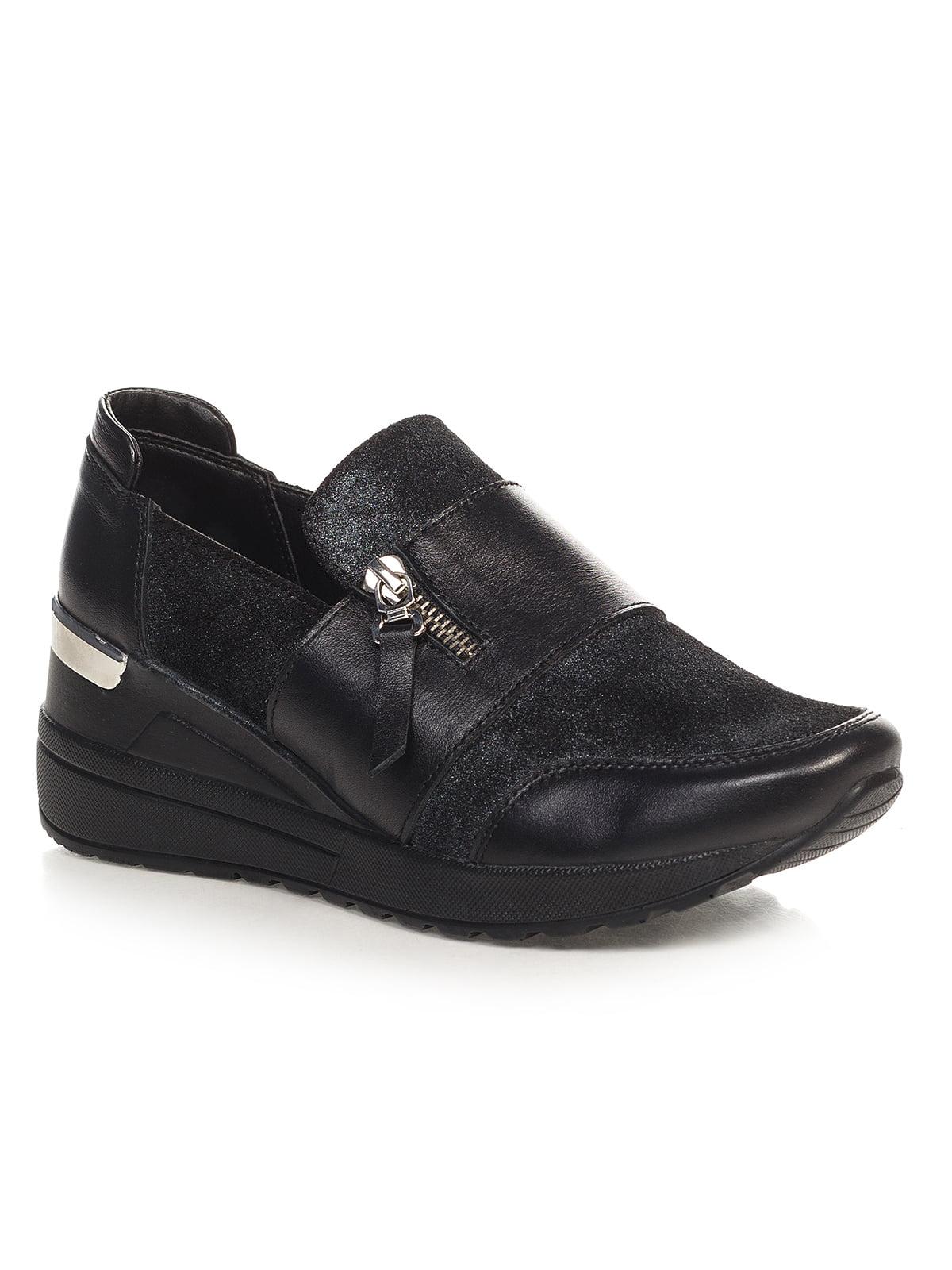 Кроссовки черные | 4527686 | фото 3