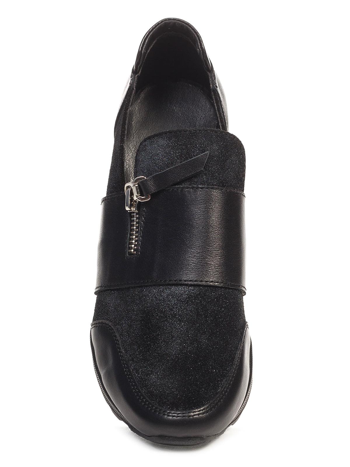 Кроссовки черные | 4527686 | фото 7
