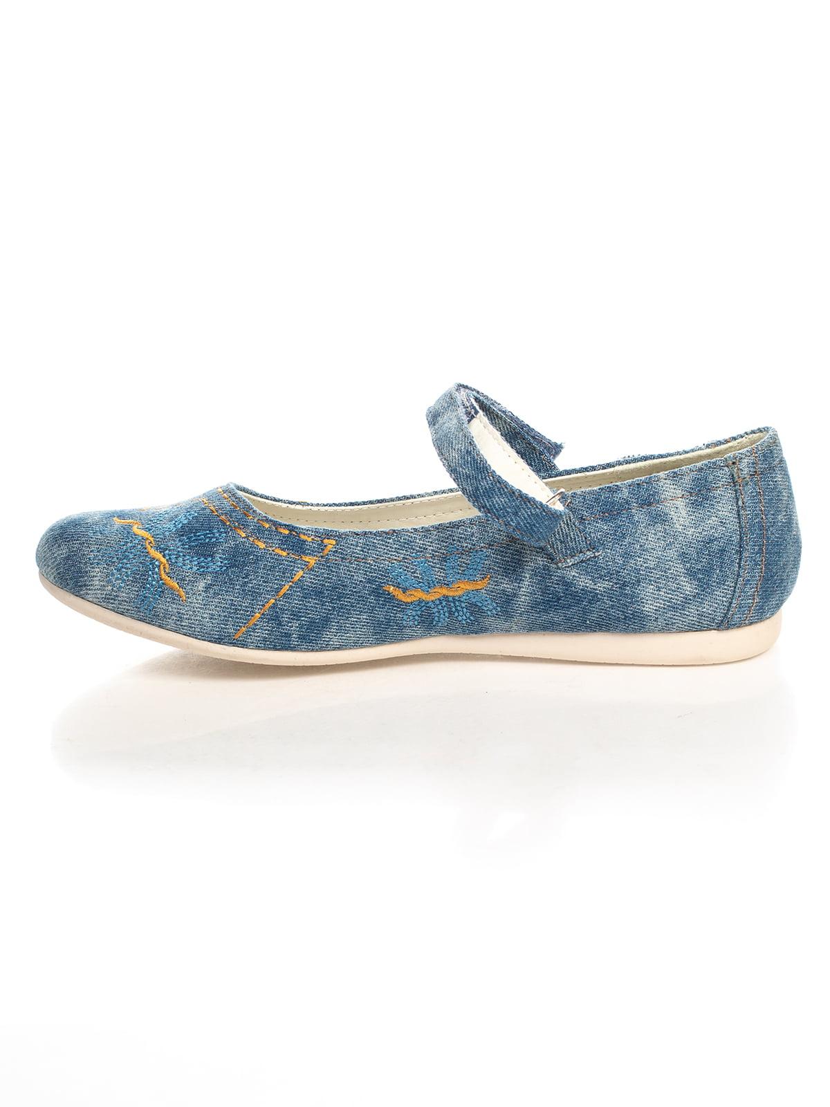 Туфлі сині   4407296   фото 2