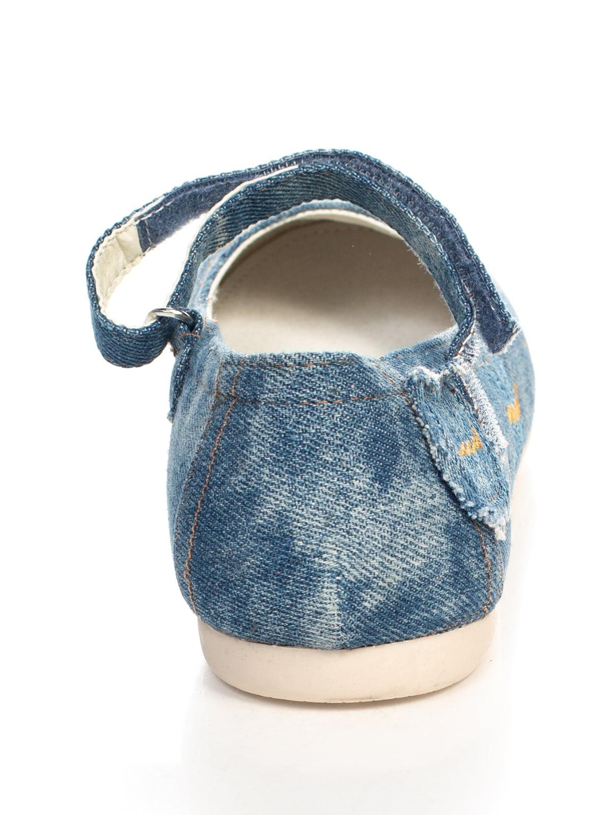 Туфлі сині   4407296   фото 3