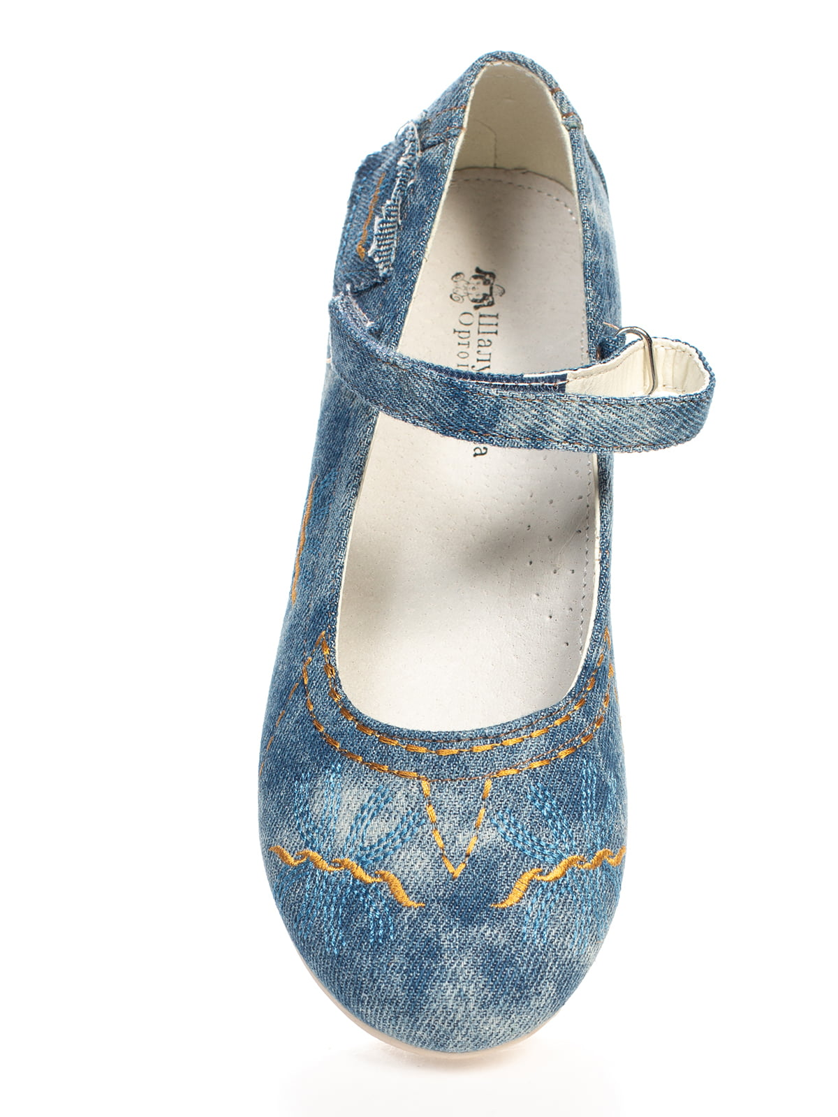 Туфлі сині   4407296   фото 5