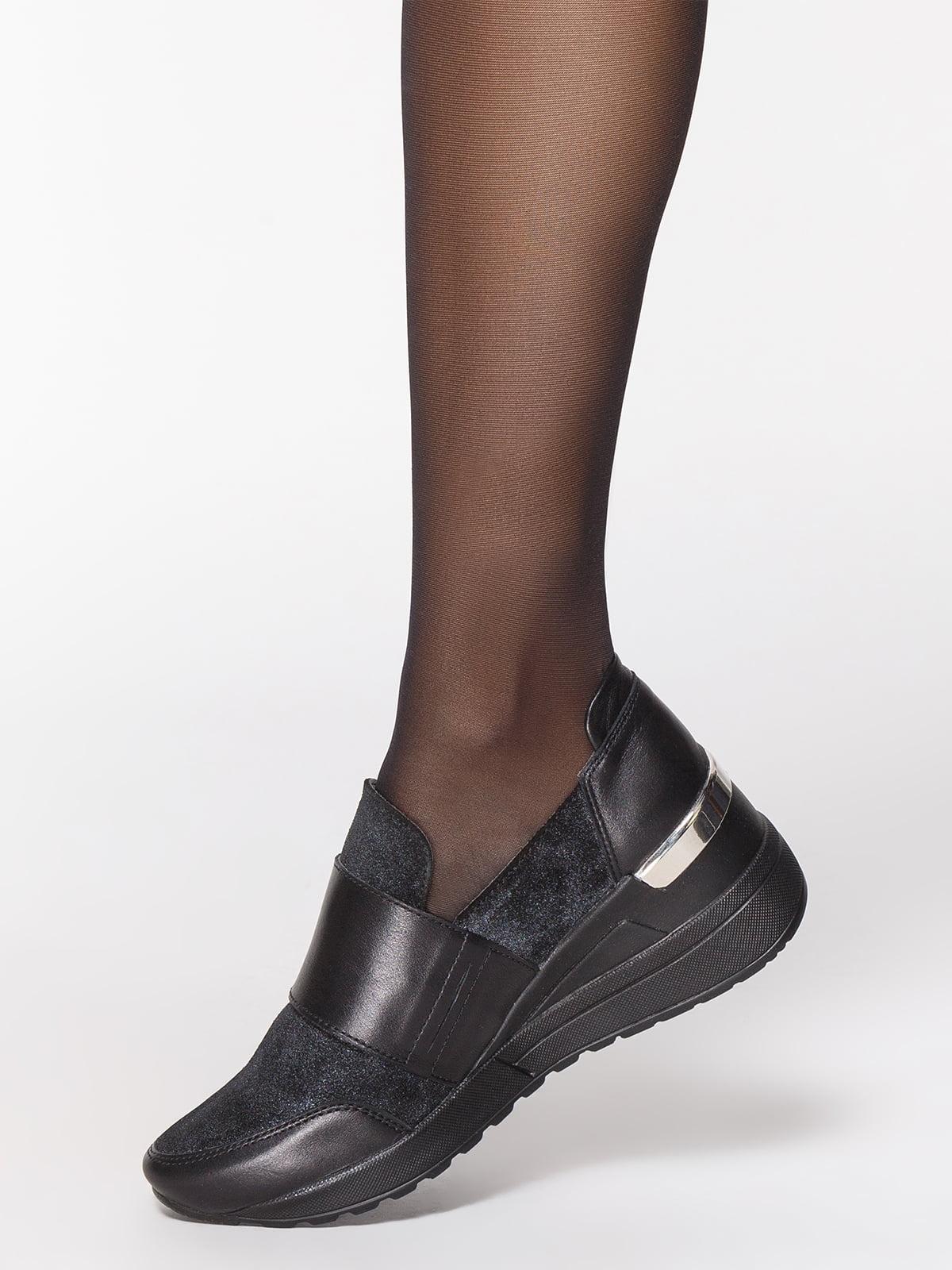 Кроссовки черные | 4527686 | фото 8