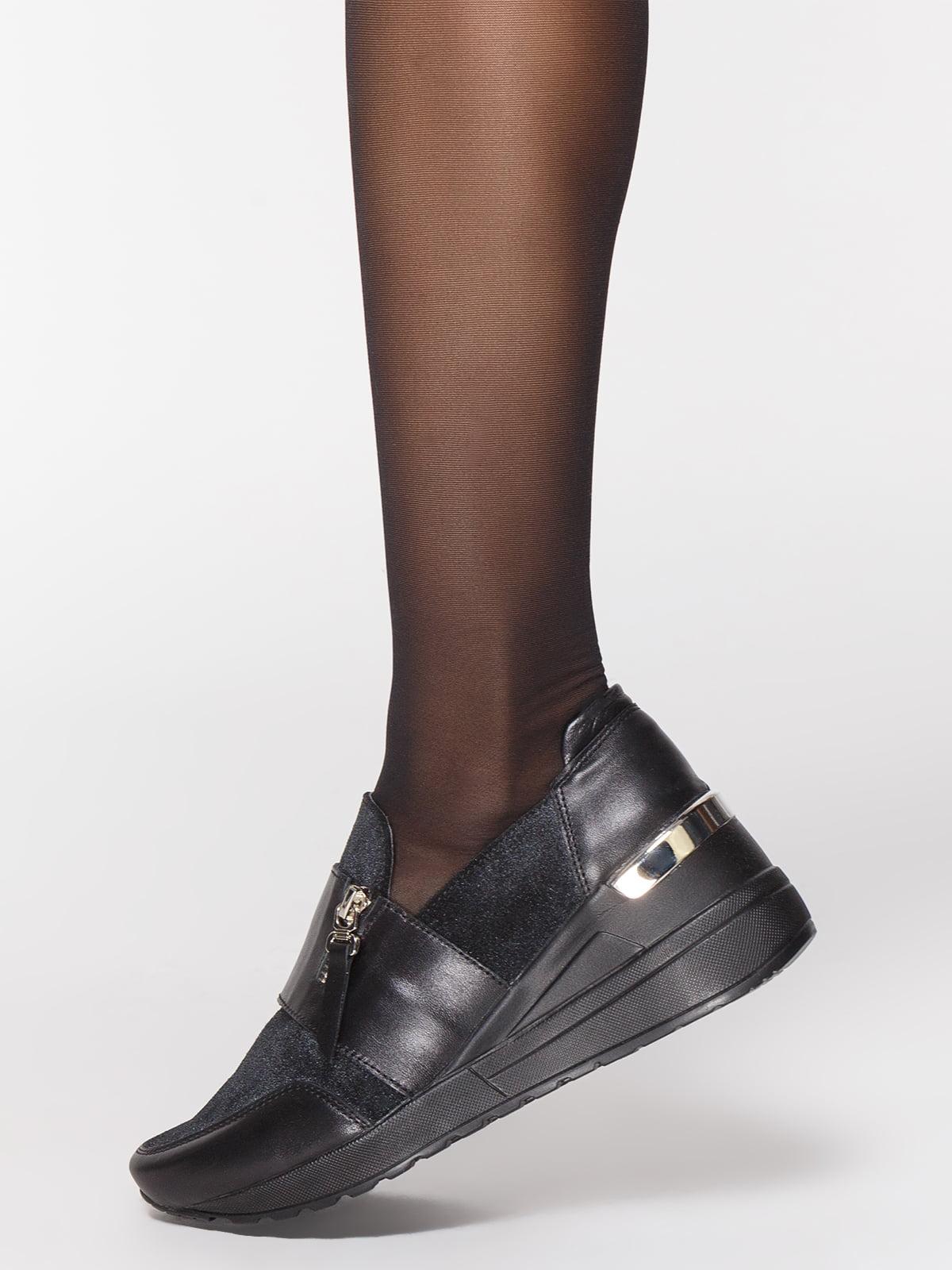 Кроссовки черные | 4527686 | фото 9
