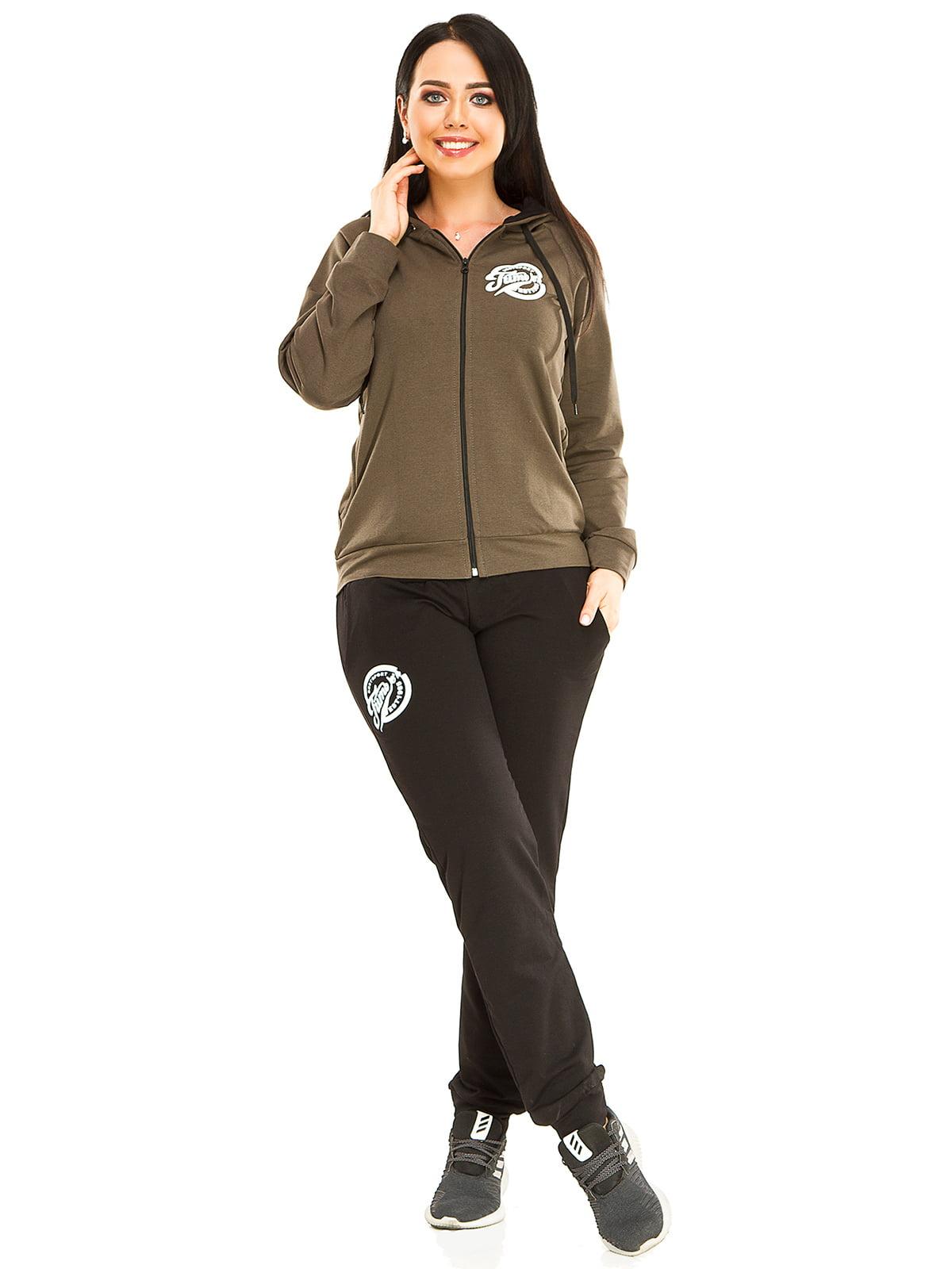 Костюм спортивный: кофта и брюки   4534759
