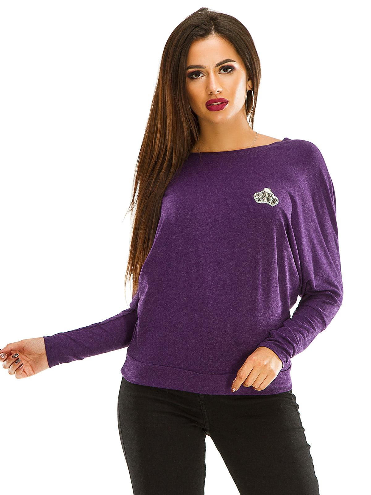 Джемпер фіолетовий   4534821