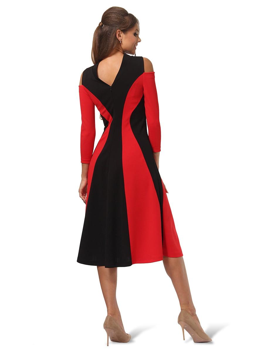Платье двухцветное | 4535691 | фото 5