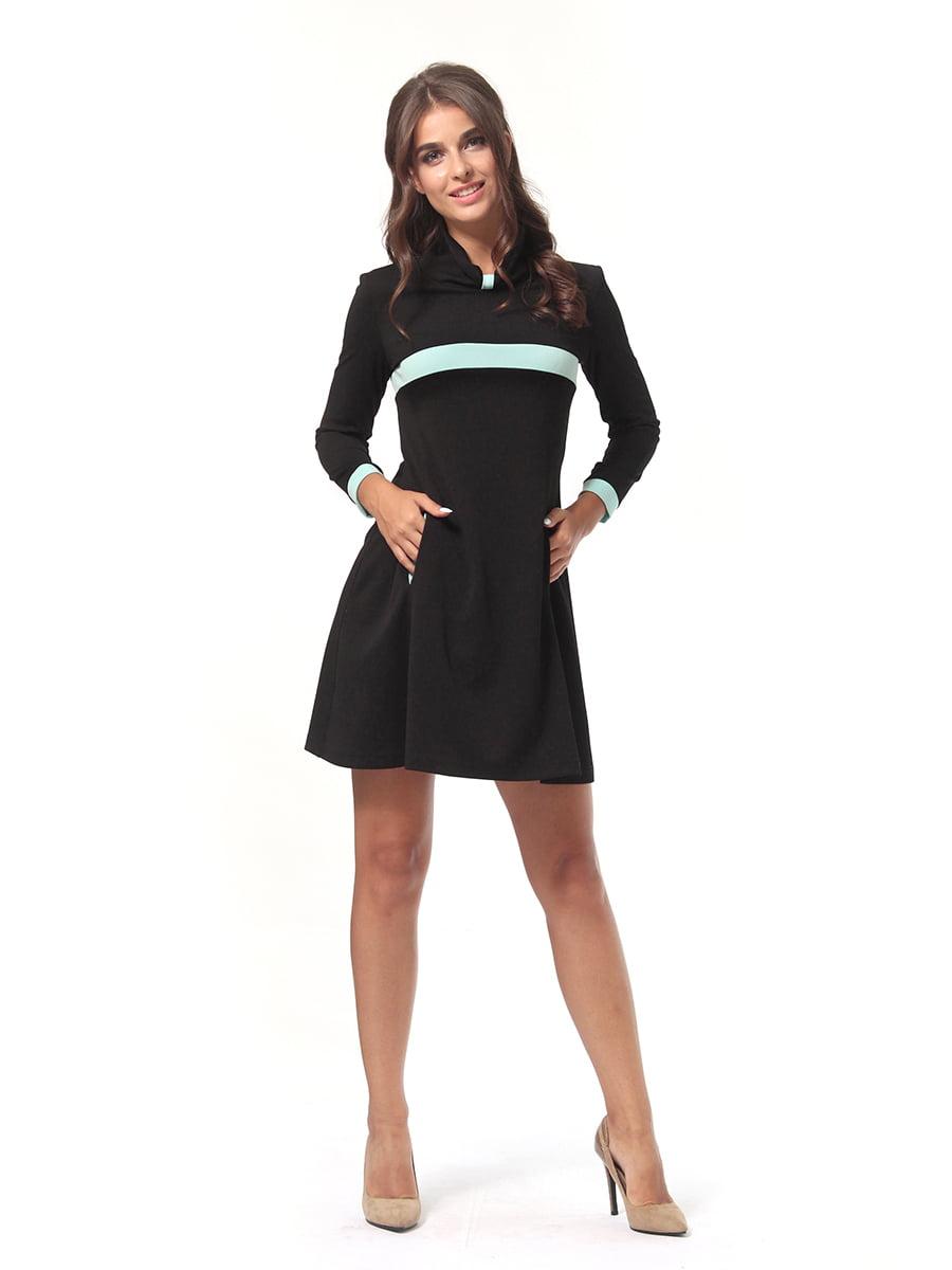 Платье черное   4518880   фото 2