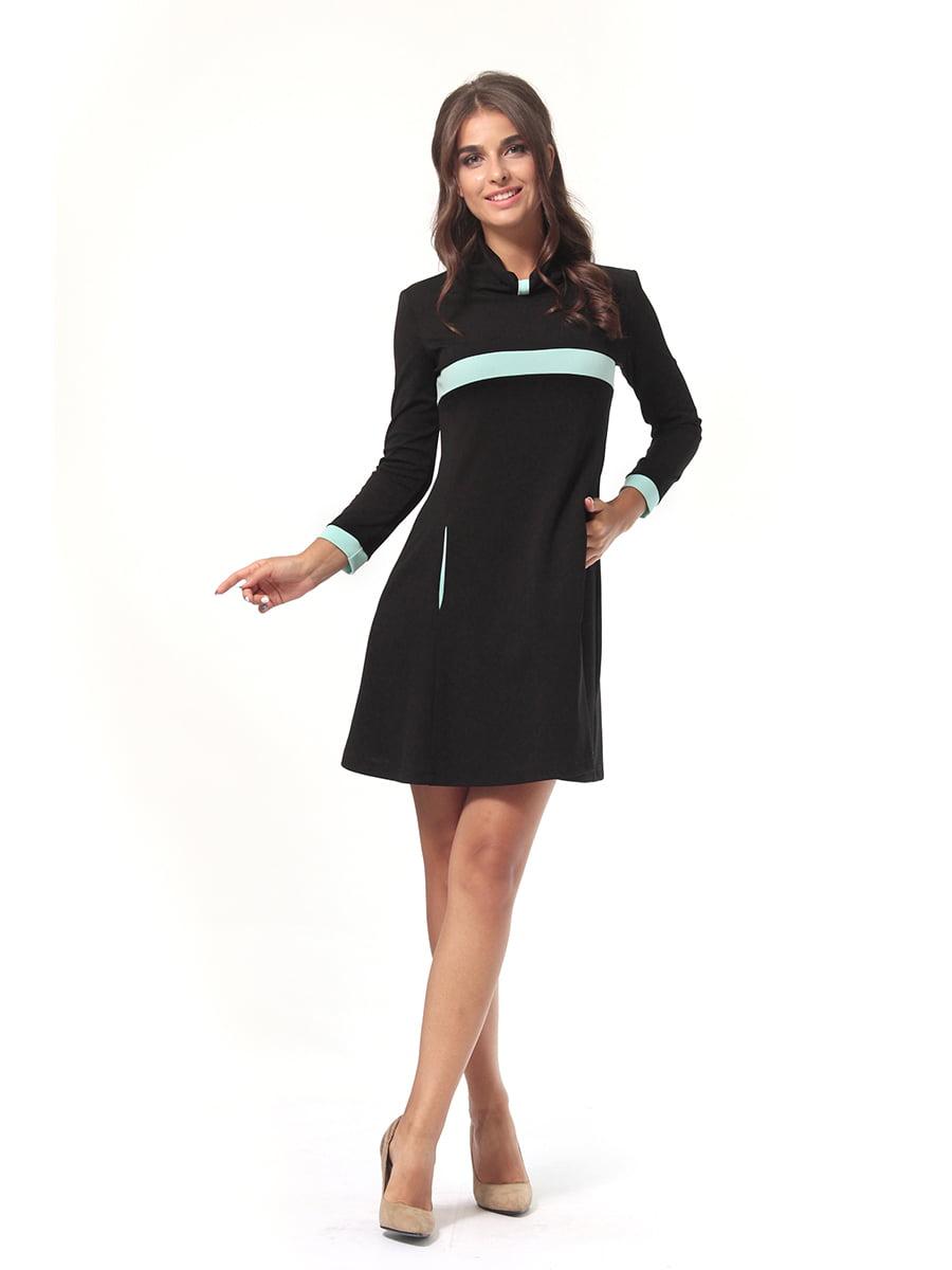 Платье черное   4518880   фото 3