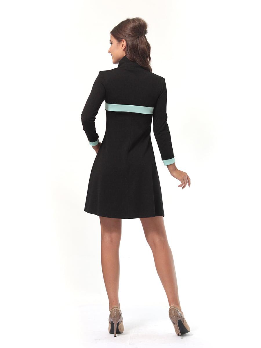 Платье черное   4518880   фото 6