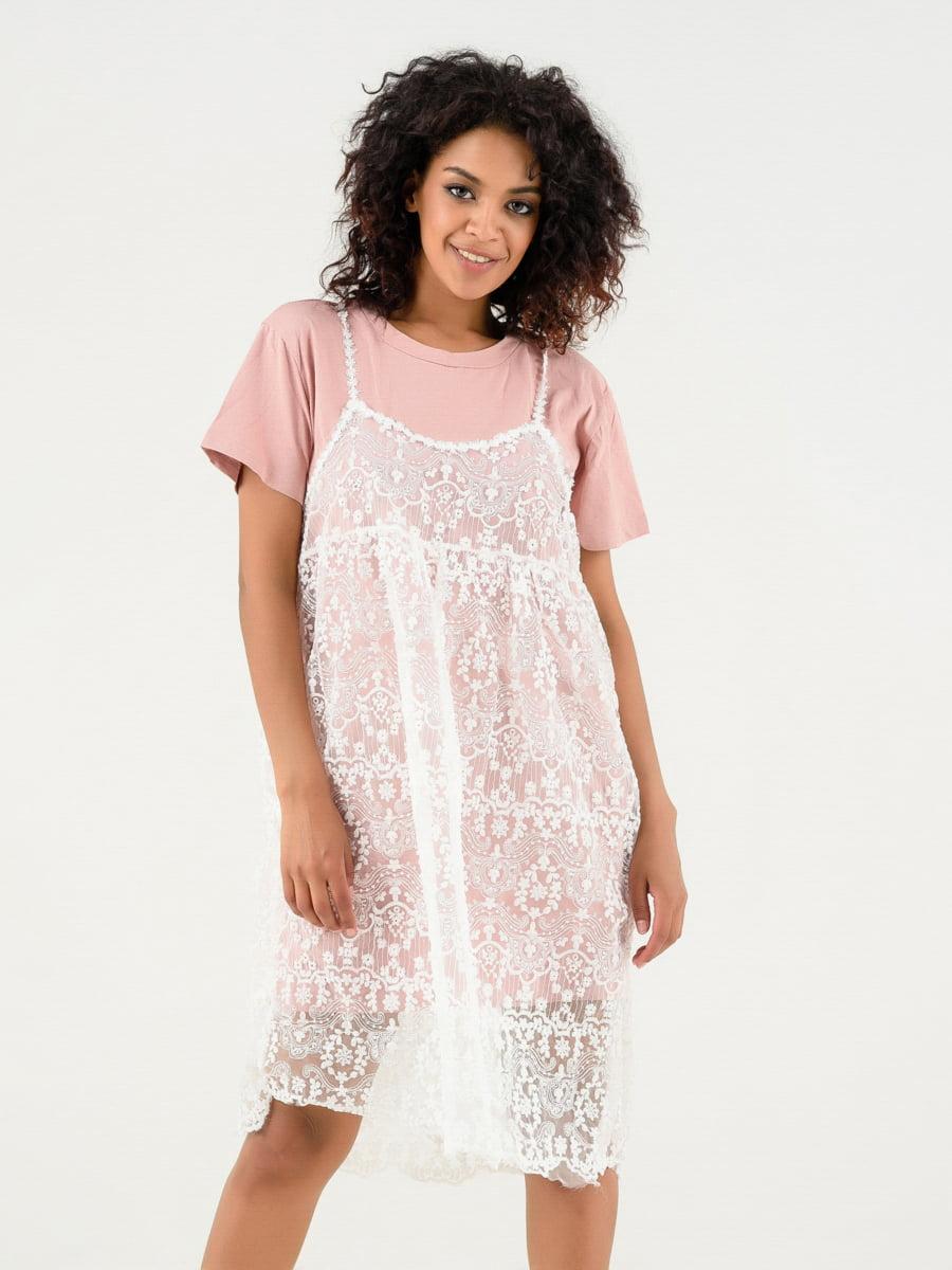 Сукня рожева | 4272124
