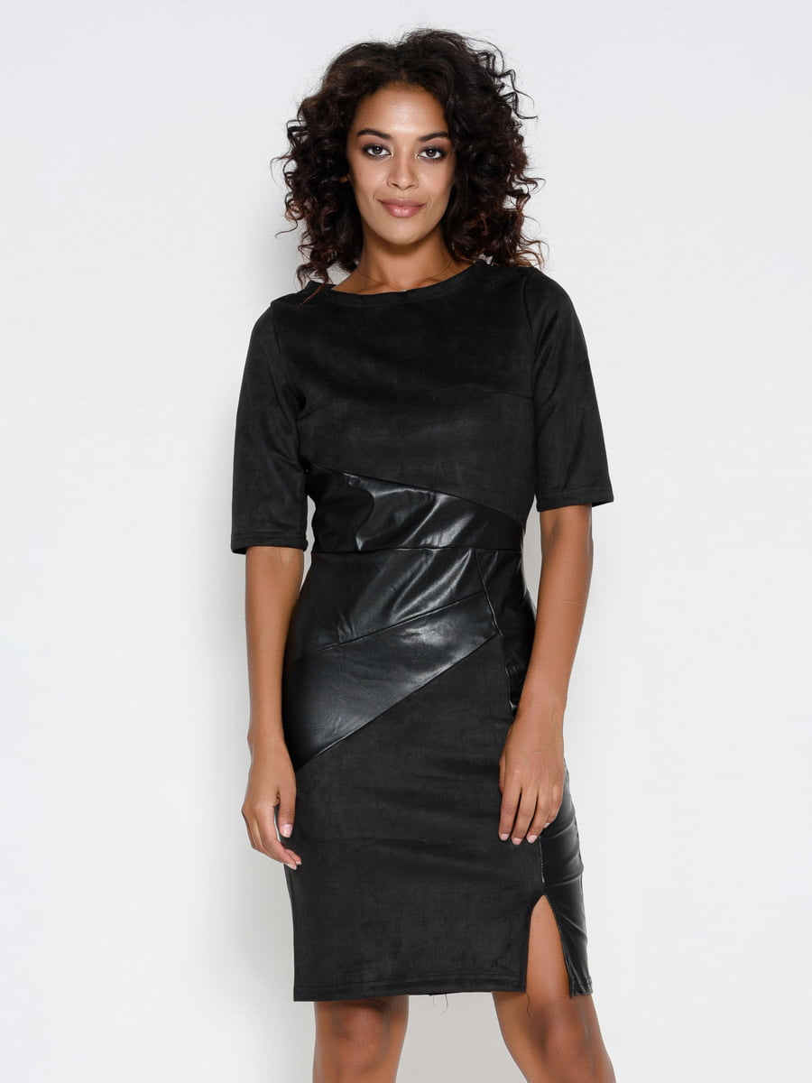 Платье черное | 4534043