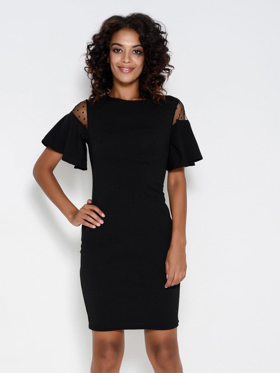 Платье черное | 4534045