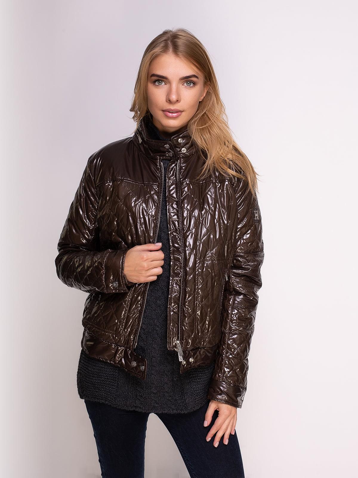 Куртка коричневая | 4527786